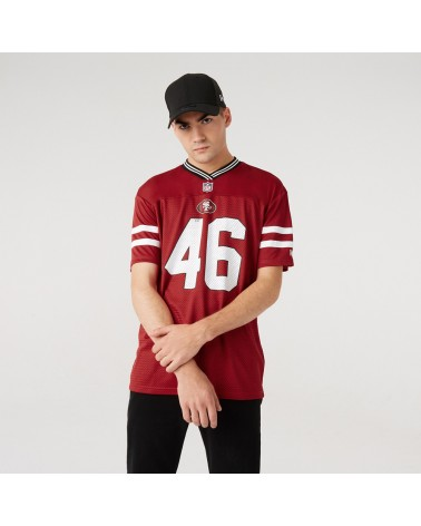 New Era - San Francisco 49ers Jersey - Red