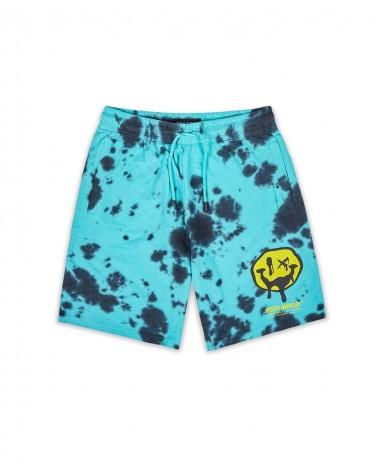 Reason - Aqua Smile Shorts - Aqua