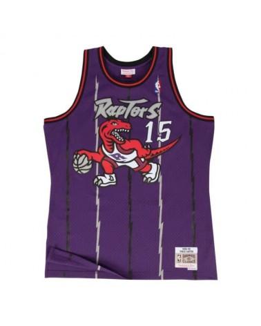 Mitchell & Ness - Swingman Jersey Toronto Raptors Road 1998-1999 Vince Carter - Purple
