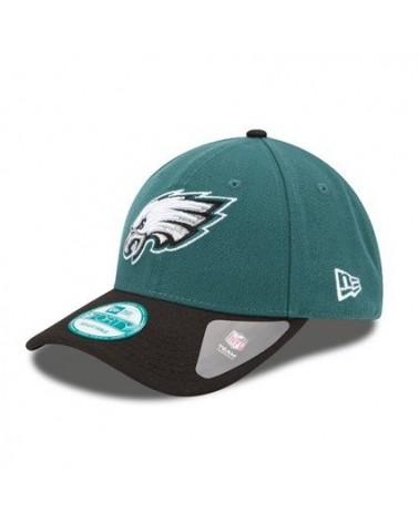 New Era - The League Philadelphia Eagles Team Curved Cap - Mint