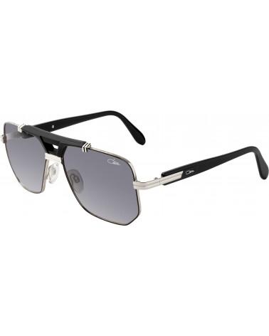 Cazal Eyewear - 990 LEGEND - 002 BLACK-SILVER