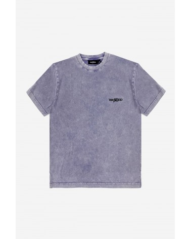 Wasted Paris - Signature Washed Tee - Purple