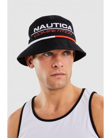 Nautica Competition - Rogers Bucket Hat - Black