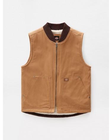 Dickies Life - Duck Canvas Vest - Brown