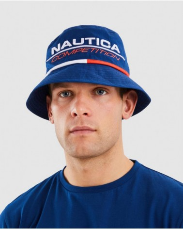 Nautica Competition - Rogers Bucket Hat - Navy