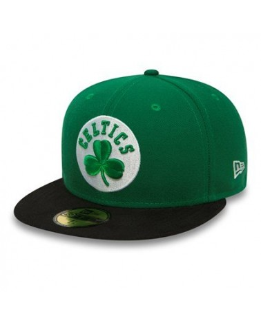 New Era - NBA Basic Boston Celtics 59FIFTY Fitted Cap - Green