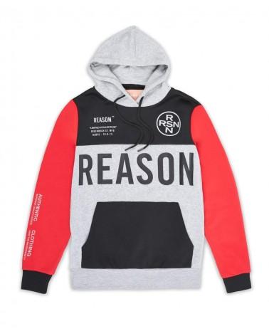 Reason - Yonkers Hoody - Black