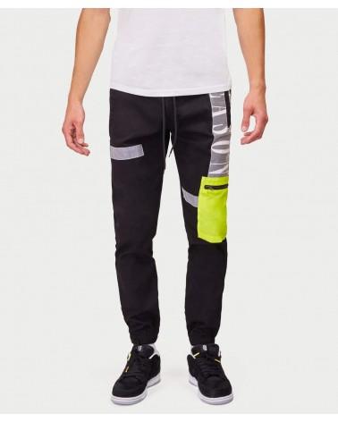 Reason - Warn U Utility Pant - Black